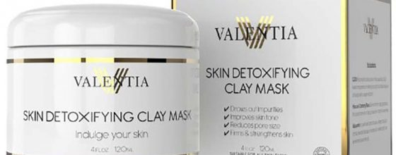 Valentia Skin Detoxifying Clay Mask – Review