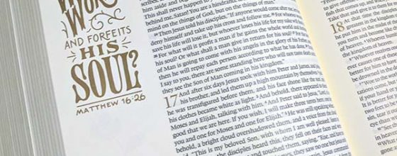 ESV Illuminated Bible – Review and Giveaway