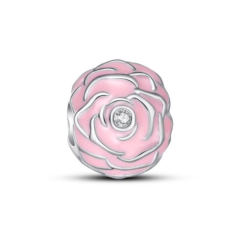Romantic-pink-rose-charm